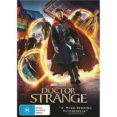 Doctor Strange DVD 2017 M / All DVD's $4, $6 or $8 - Over 300 Titles!