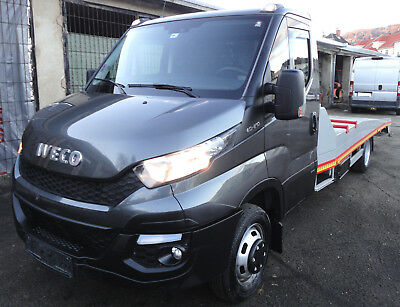 Iveco DAILY 40C21, EURO-6, MwSt AUSWEISBAR !*