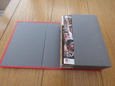 Southampton Football Programme Binder + programmes x 35 - 1967 to 2006