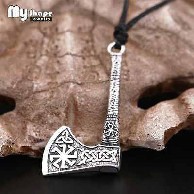 Necklace Pendant Slavic Talisman Viking Amulet Antique Axe Slavic Gift