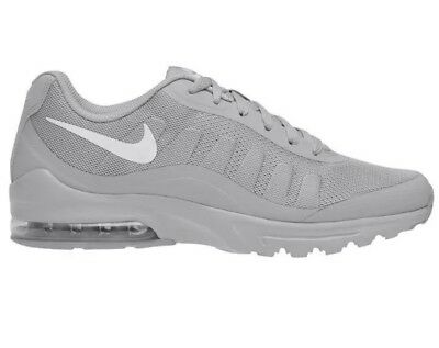 check out 99fed 75c66 Nike Air Max Invigor Trainers Mens Lace Up Trainers Grey Size UK 7.5