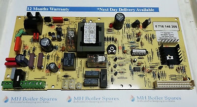 WORCESTER 24i RSF PRINTED CIRCUIT BOARD PCB 87161463000 8716146300