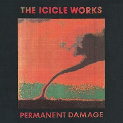 The Icicle Works - Permanent Damage [CD]