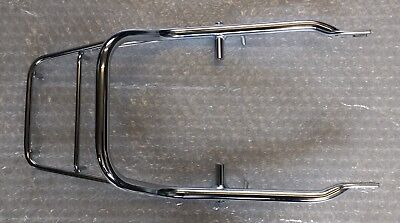 Honda CD250U Rear Carrier Luggage Rack inc. Bolts Genuine Part # 81350-KW4-600