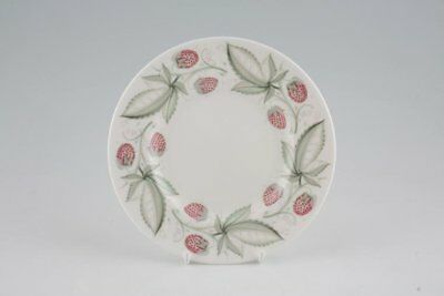 Susie Cooper - Wild Strawberry - Plain Edge - Tea / Side Plate - 88740G