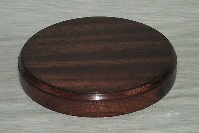 Hardwood Display Plinths Bases Stands Solid Mahogany Oak Wood all Sizes Made