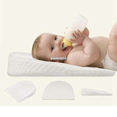 Newborn Infant Baby Soft  Pillow Sleeping Support Prevent From Spit Out EA9