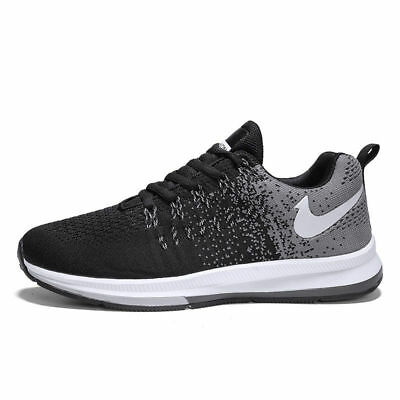 New Mens Flywire Casual Shoes Flyknit Fashion Sports Sneakers Gym Athletic Shoes