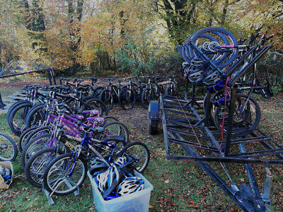 Mountain Bike Hire Business For Sale