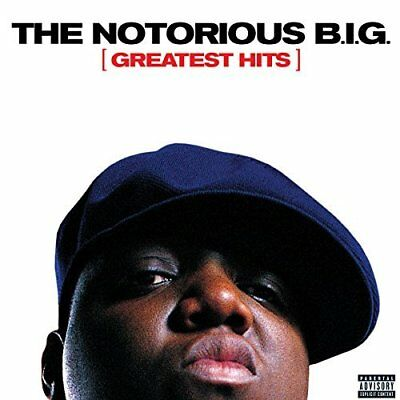 The Notorious B I G-Greatest Hits (UK IMPORT) VINYL NEW