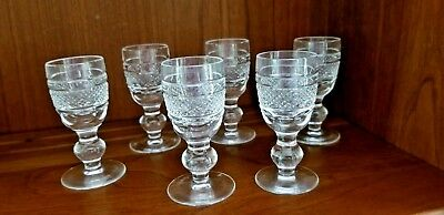 Waterford Cashel Cordial Glasses-Set of 6