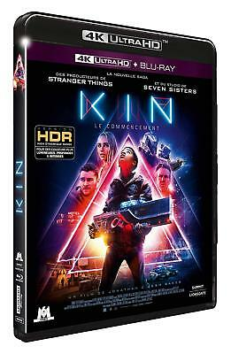 Kin Le Commencement   Blu Ray 4K Ultra Hd + Blu Ray  Neuf Sous Cellophane