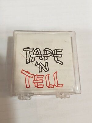 Tape N Tell Instrument Adhesive Red Colour Marker Dental