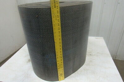"24"" Woven Back Single Ply Textured Incline Conveyor Belt 1/4""T 124'"