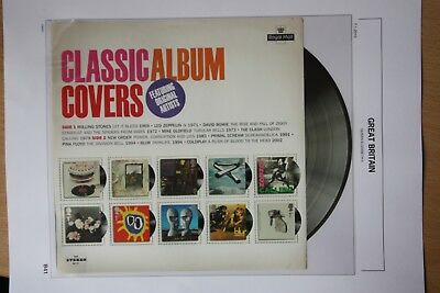 2010 Ms3019. Classic Album Covers. Unmounted Mint.