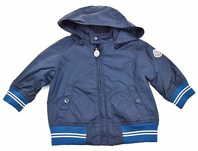 LMSS66 N0707 50320 MONCLER JUNIOR BOY WINDBREAKER JACKET SPRING CODE PMSS66