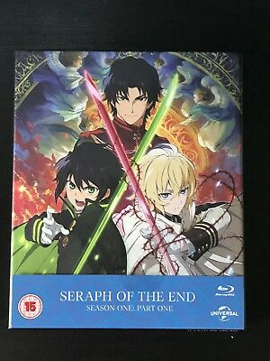 Seraph of the End - Vol. 1 / Limited Premium Edition Blu Ray