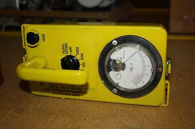 Victoreen Cdv-715 Geiger Counter Very Nice