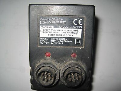 Aviation Lynx Charger