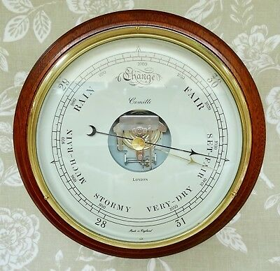 COMITTI London The Bracket Barometer - P&P Included
