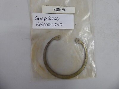 Snap Ring N5000-250 Retaining Ring