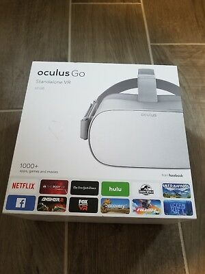 Oculus Go Standalone 32GB VR Headset, Lightly Used