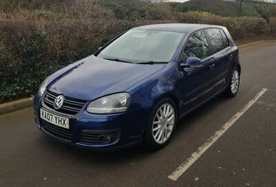 Vw golf 2.0 Gt tdi 140 bhp 6 speed