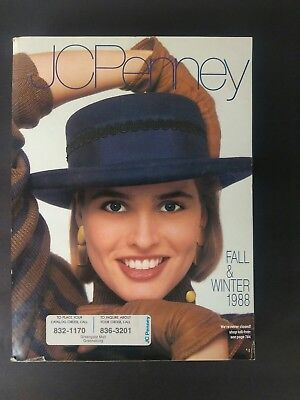 Vintage 1988 JCPenney Catalog Fall & Winter  Christmas JC Pennys Penny