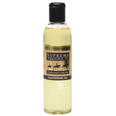Supreme Professional Glistening Oil.The finishing touch before entering the ring