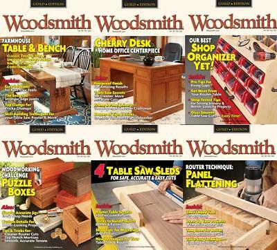 Woodsmith Woodworking Magazine Collection Dvd-Rom 5 Gb