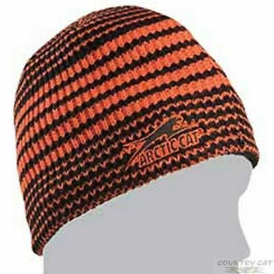 Arctic Cat Adult Aircat Beanie | Lime Green/black & Orange/black| 5253-152/3