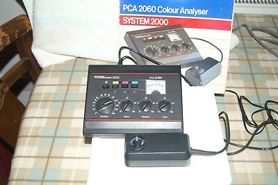 Paterson Electronics PCA2060 Colour Analyser System 2000