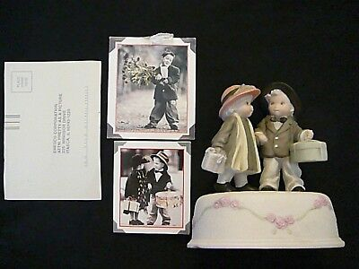 """Kim Anderson Pretty As A Picture, """"YOU'RE THE BEST GIFT OF ALL"""", #284610 NIB"""