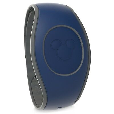NEW Disney Parks Navy MagicBand 2 Link It Later Dark Blue Magic Band 2.0