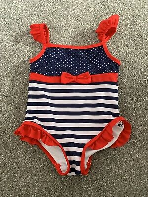 Baby Girls Swimsuit 12-18 Months