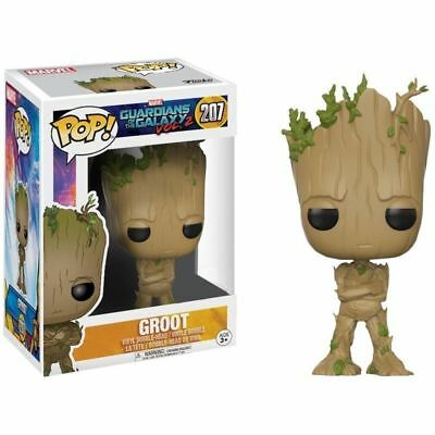 Guardians of the Galaxy Vol.2 Pop! Funko Teenage Groot Vinyl Figure Marvel n°207