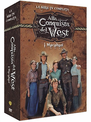 Alla Conquista Del West - La Serie Tv Completa (15 Dvd) (UK IMPORT) DVD NEW
