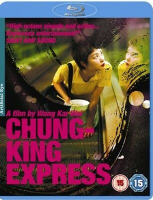 Chungking Express (Blu-ray, 2009) Rare Oop  Wong Kar Wai Korean Romance cinema