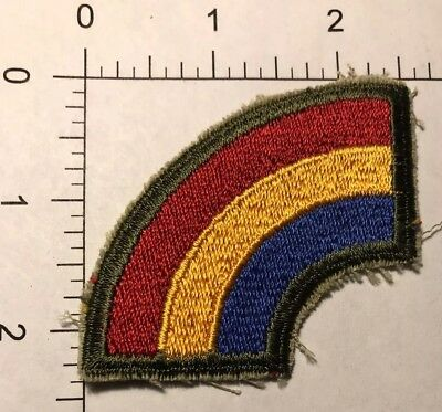 US Army WW2 42nd Infantry Division Patch