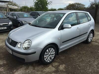 Vw Polo 2002 1.4 Se 75 Petrol - Automatic - Low Mileage - 1 Previous Owner