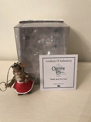 Charming Tails Christmas Ornaments Made Just For You