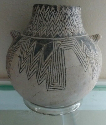 Authentic American Indian Classic intact Kiatuthlanna Canteen 825 to 910 AD