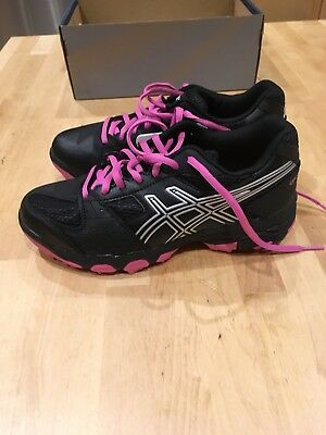 Junior hockey shoes, Asics girls, size  37. UK 4.5. Brand new, boxed with labels
