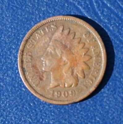 1909 INDIAN HEAD CENT  *GOOD to VERY GOOD DETAILS*  *NICE*