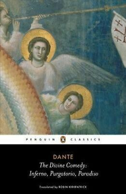 NEW Divine Comedy, The By Dante Alighieri Paperback Free Shipping