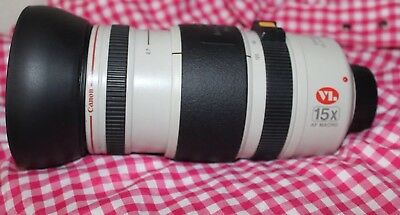 Objectif CANON ZOOM LENS CL 8-120 mm 1:1.4-2.1
