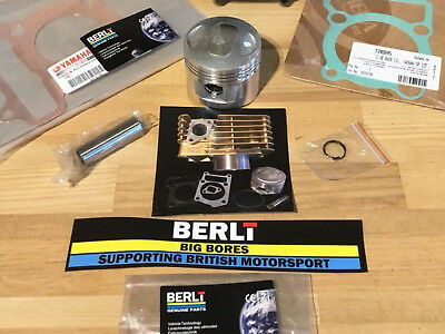 Yamaha TW SR XT125 61MM 150CC BIG BORE KIT 1982 Onwards ( rebore your cylinder )