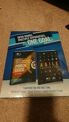 Guide to Project Management Body of Knowledge (PMBOK) 6th Edition W/ Agile NEW!!
