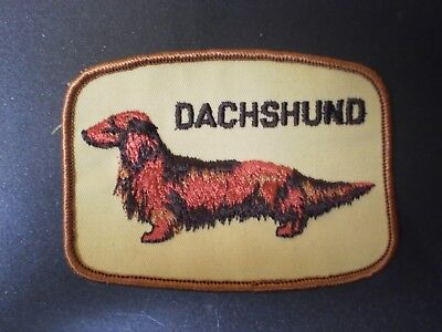Grants Originals Dachund Dog Patch