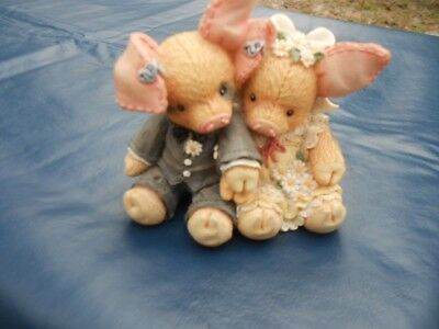 "TLP This Little Piggy ""To Hog and To Hold"" Designed by Mary Rhyner 1994 130938"